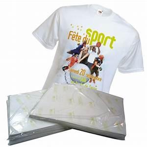 Papier Transfert Tee Shirt : papier transfert laser fonc ~ Melissatoandfro.com Idées de Décoration