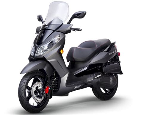 Sym Cruisym 300i Picture by 2018 Sym Citicom 300 S Scoot Doctor