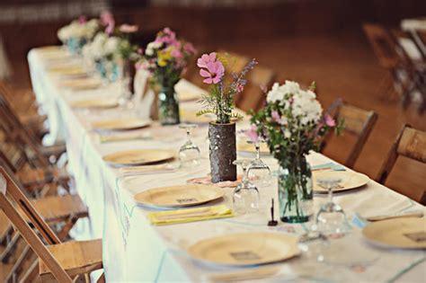 wedding table decoration ideas on a budget a diy michigan wedding ii once wed