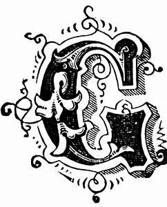 G  Ornamental Letter