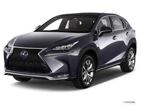 2016 lexus nx hybrid prices reviews listings for sale u s news world report