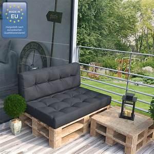 Coussin Palette Ikea : coussin palette sofa oreiller int rieur anthracite ensemble 1 ebay ~ Teatrodelosmanantiales.com Idées de Décoration