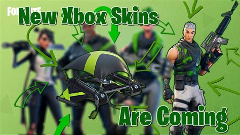 how to get the new xbox exclusive skins fortnite battle royale
