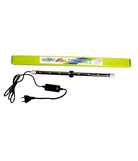 sobo multi color led blue aquarium light buy sobo multi