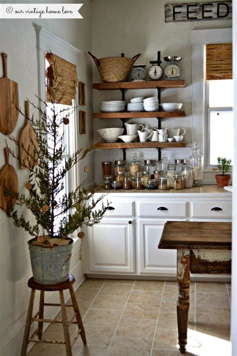 country kitchen storage sneak peek our vintage home 2896