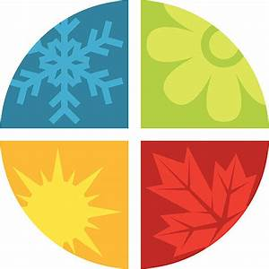 Royalty Free Four Seasons Clip Art, Vector Images ...