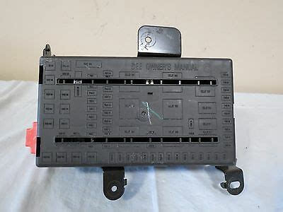 03 Ford F250 Fuse Box Ab Relay by 2007 Ford Expedition Fuse Relay Box Junction Power