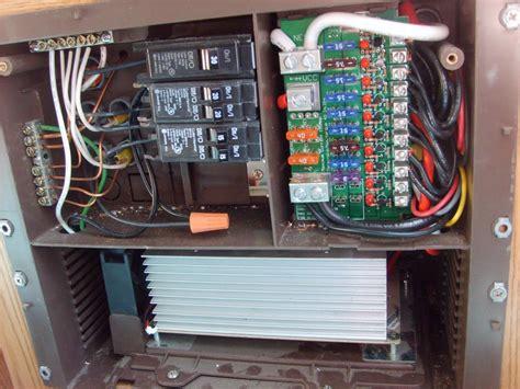 trailervv works  lights   disconnect