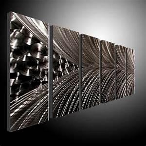 Star metal wall art modern abstract painting sculpture