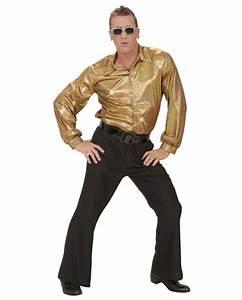 Kostüm Für 80er Jahre Mottoparty : 80er jahre disco hemd gold f r mottopartys horror ~ Frokenaadalensverden.com Haus und Dekorationen
