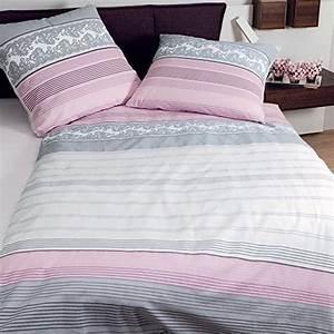 Biber Bettwäsche Rosa : traumhafte bettw sche aus biber rosa 135x200 von janine bettw sche ~ Buech-reservation.com Haus und Dekorationen