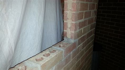 damp proof  dpc required    window