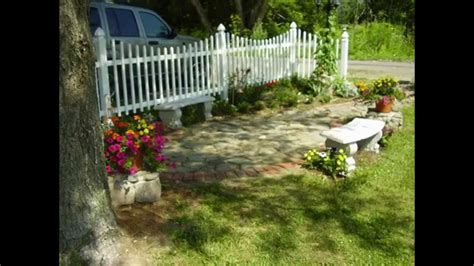 creative country cottage garden decorating ideas youtube