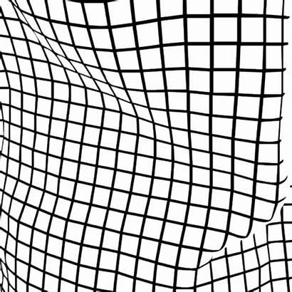 Grid Aesthetic Transparent Wavy Drawing Grunge Nicepng