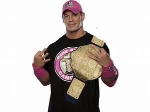John Cena With World Heavyweight Championship Png 2013 ...