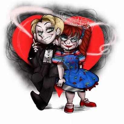 Chucky Tiffany Doll Fan Deviantart Play Child