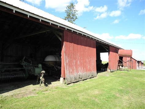 Side 3 Of Machine Shed
