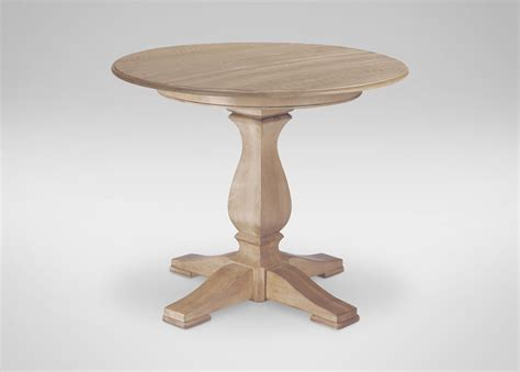 ethan allen rustic dining table cameron rustic dining table dining tables ethan allen
