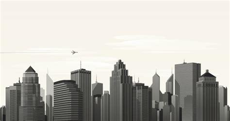 Vector City Skyline Vol1