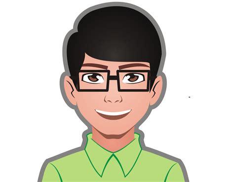 Design A Male Cartoon Head