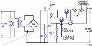 Free Wiring Diagram  24v 10 Amp Variable Circuit