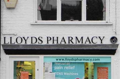 Lloyds Pharmacy by Rother