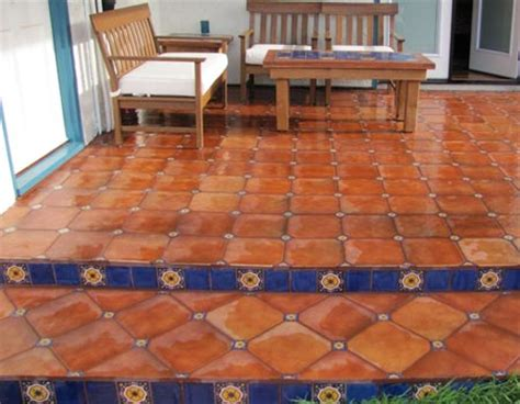 Saltillo Tile Cleaning Tucson by How To Clean Saltillo Tile Floors By Trade