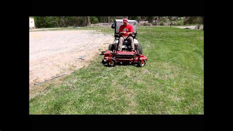X-mark Zero Turn Lawn Mower With Grass Catcher