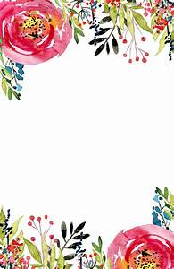 Floral Invitation Template {free printable Wallpapers
