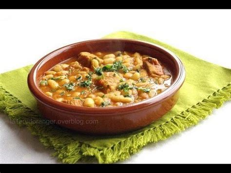 overblog cuisine marocaine recette des haricots blancs à la marocaine loubia