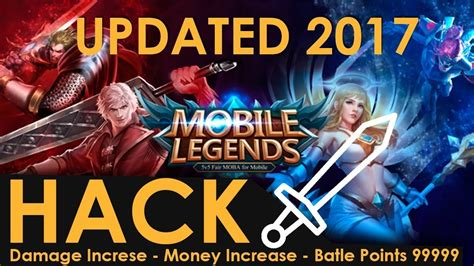 Tutorial Cara Cheat Mobile Legends Android 2017
