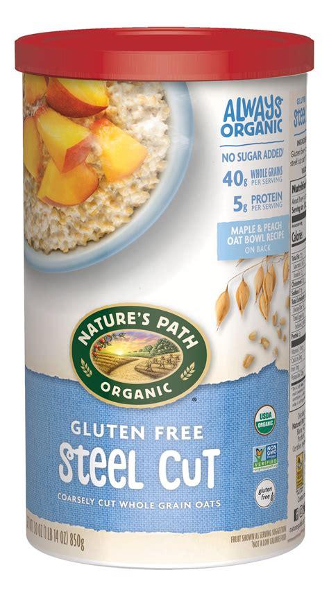 Amazon.com: Nature's Path Organic Gluten-Free Oats, Old