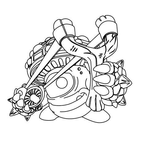 Kleurplaat Skylanders Giants by Skylanders Kleurplaten Topkleurplaat Nl