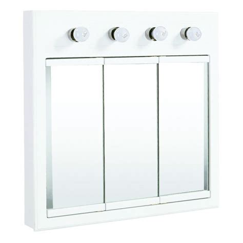 Design House 532374 Concord White Surface Mount Lighted