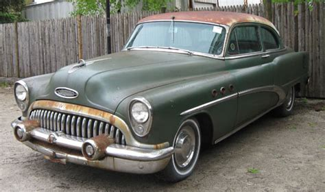 53 Buick Special by 1953 Buick Special 8 2dr
