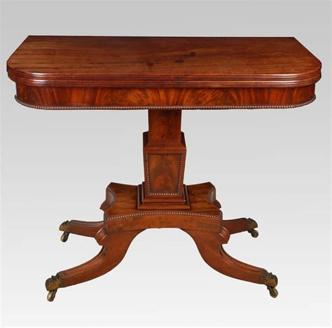 A Regency Mahogany Tea Table  Antiques Atlas. Round Dining Room Table And Chairs. 30 Inch High End Table. Paper Holder For Desk. Desk Chaira. Teak Office Desk. Ikea Kitchen Drawers. Kids Loft Beds With Desk. Indoor Plant Table
