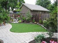 backyard landscape plans Small Backyard Makeover   SRP Enterprises' Weblog
