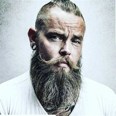 """How vikings beard styles make an impact in 2019 fashion? Beard Products on Instagram: """"Who doesn't like the Vikings? Model: @joachimpersson • • • # ..."""