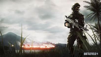 Battlefield Bf4 Wallpapers Support Soldier Class Roman