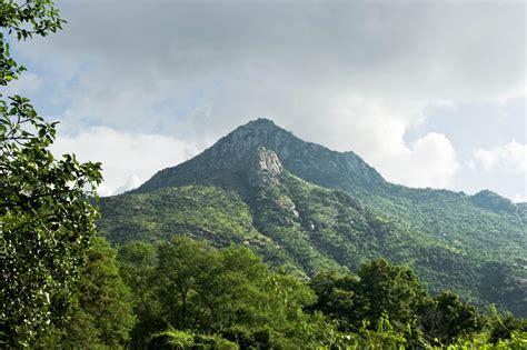 Arunachala Hill Photo Gallery - Sri Ramana Maharshi