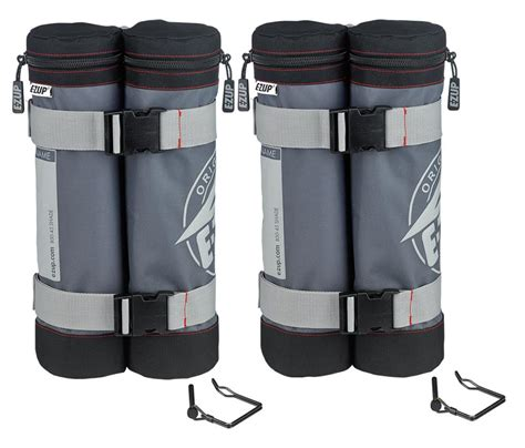 canopy deluxe weight bags set    instant shelter weight bags  shipping