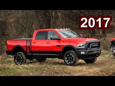 Dodge Trucks 2017 by 2017 Dodge Ram 2500 Power Wagon Diesel Interior Exterior