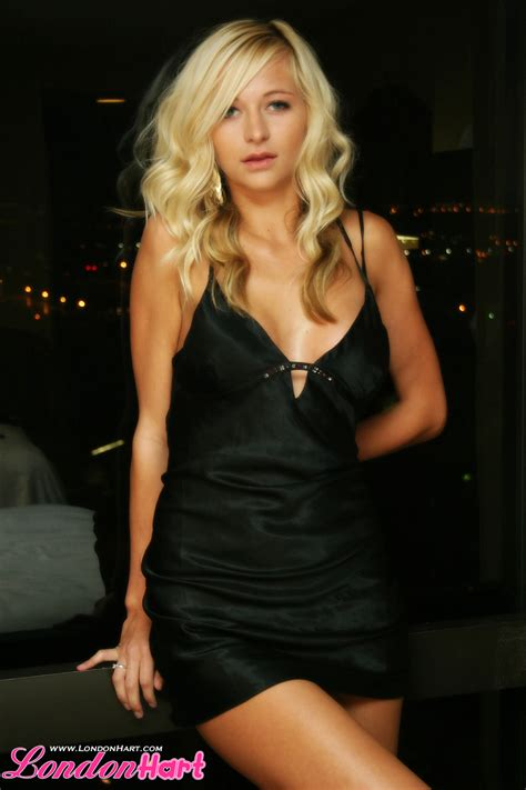 Little Black Dress Looks Well On This Teen Especially