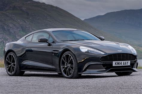 Martin Vanquish Coupe by 2016 Aston Martin Vanquish Coupe Pricing For Sale Edmunds