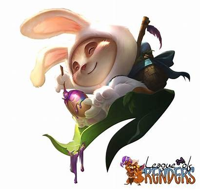 Cottontail Teemo Skins