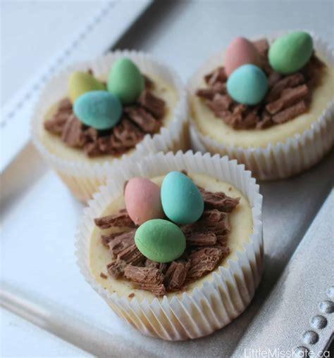 easter dessert ideas easy mini cheesecake recipe