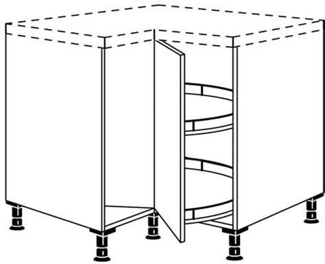 Eckschrank Rondell Rondell Fr Ikea K Che Eckschrank