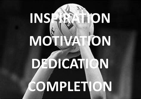 famous netball quotes