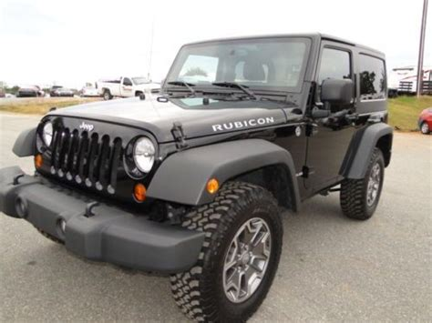 crashed jeep wrangler find used 2013 jeep wrangler rubicon 4wd rebuilt salvage