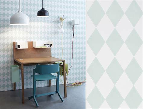 papier peint de bureau papiers peints géométriques pour un bureau au fil